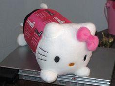 Hello Kitty 2008 calendar plush