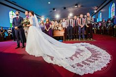 Jinger Duggar wedding photos: Jinger and Jeremy Vuolo exchanged vows in front of 1000 guests in a lavish ceremony in November Jinger Duggar Wedding, Amy Duggar, Duggar Girls, Duggar Sisters, Wedding Dress Shopping, Dream Wedding Dresses, Wedding Gowns, Wedding Bride, Wedding Day Timeline