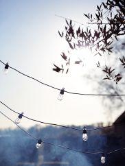 NEW Extendable Teardrop Festoon Lights - Outdoor Lighting - Outdoor Living Lighting Uk, Luxury Lighting, Interior Lighting, Outdoor Lighting, String Lighting, Contemporary Outdoor Wall Lights, Contemporary Garden, Twinkle Lights, Lighting Solutions