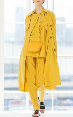 Cedric Charlier Resort 2015 Trunkshow Look 17 on Moda Operandi