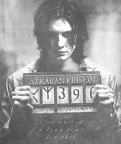 Sirius Black Ben Barnes