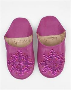 Marokkanske Slippers