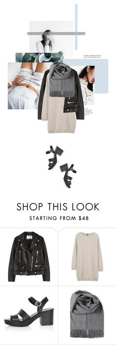 """""""Untitled #708"""" by rheeee ❤ liked on Polyvore featuring Inca, Acne Studios, Eleventy and Topshop"""