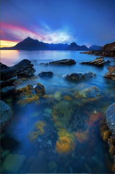 Isle of Skye, Scotland by Hercio Dias