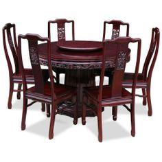Oriental Coffee Table Set