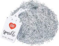 Red Heart Sparkle 8941 Silver Polyester Craft Yarn Yarns, Sparkle, Country, Silver, Red, Crafts, Manualidades, Rural Area, Country Music