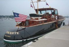 Aphrodite & a Wally at my marina this weekend - YachtForums.Com