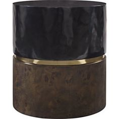Milling Road Grounded Accent Table by Baker Furniture