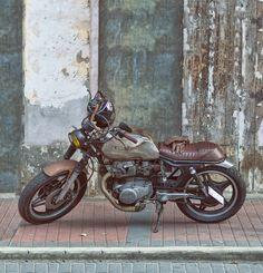Honda Cb 400, Motorcycle, Vehicles, Motorcycles, Car, Motorbikes, Choppers, Vehicle, Tools