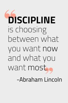 Prioritizing is key. #improveitchi #discipline