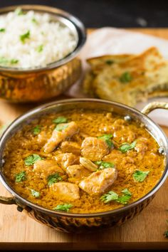 Easy Chicken Korma Curry | 16 Mouthwatering Ways To Make Great Indian Food At Home