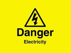 What to do when someone is in danger of getting electroshocked?