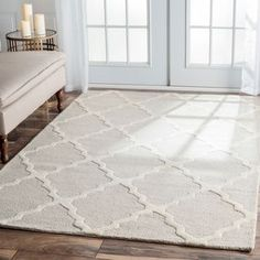 Green Reversible Chenille Flat Weave Area Rug (9' x 12') | Overstock.com Shopping - The Best Deals on 7x9 - 10x14 Rugs