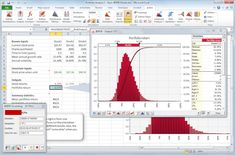 RISK: Risk Analysis Software using Monte Carlo Simulation for Excel – at risk, quick analysis tool excel. Microsoft Excel Formulas, Excel For Beginners, Excel Hacks, Risk Analysis, Technology Hacks, Computer Programming, Microsoft Office, Monte Carlo, Puerto Rico