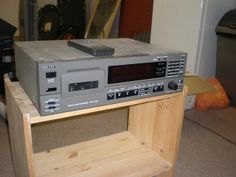 Sony PCM-2700A DAT recorder | Flickr - Photo Sharing!