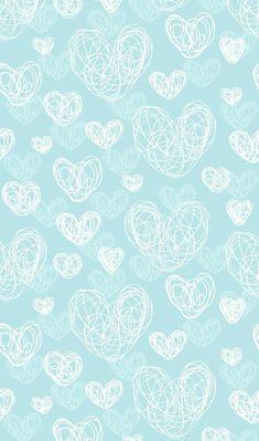 Flowery wallpaper, pastel wallpaper, heart wallpaper, blue wallpapers, wallpaper for your phone Wallpaper Pastel, Flowery Wallpaper, Heart Wallpaper, Paper Wallpaper, Cute Wallpaper Backgrounds, Blue Wallpapers, Tumblr Wallpaper, Cellphone Wallpaper, Screen Wallpaper