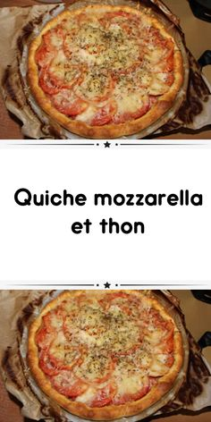 Quiche Mozzarella, Chorizo, Entrees, Food To Make, Food And Drink, Nutrition, Healthy Recipes, Cooking, Breakfast