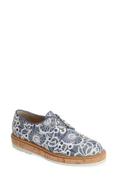 Attilio Giusti Leombruni 'Chantilly' Lace Oxford (Women) available at #Nordstrom