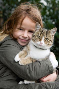 Hug your cat!