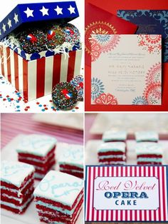 Fourth of July Wedding Inspiration