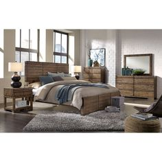 Dimensions Queen Bedroom Group by Aspenhome $805.99