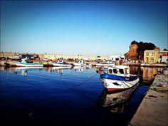 port de Tigzirt - Tizi Ouzou - Algérie