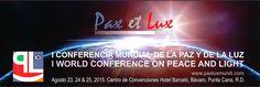 SUZANNE POWELL : Iª Conferencia mundial PAX ET LUX mundi con Suzann...
