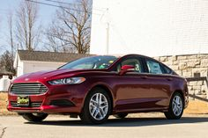 Ford's 2013 Fusion is Looking to Impress
