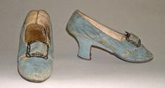 Object Name  Shoes  Date  late 18th century