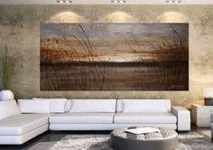 Malerei abstrakte Gemälde Landschaftsmalerei 72 von jolinaanthony