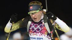 Slowaaks olympisch goud Anastasia Kuzmina! Superzware sport, enorm uithoudingsvermogen, en ook snel je hartslag weer omlaag krijgen om met veel precisie te kunnen schieten.