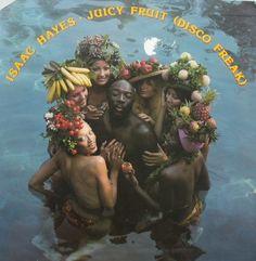 isaac Hayes - Juicy Fruit - http://youtu.be/pEUJtt_QwoU - summer.....Yup!