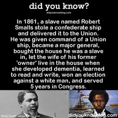 did-you-kno:  He also helped convince Abraham Lincoln to let African Americans fight for their own freedom.Source