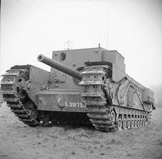 Churchill 3 inches gun carrier - Wikipedia