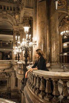 The Best Paris Instagram Spots   15 Parisian Shots You Can't Miss: Opera Garnier Paris Dana Berez