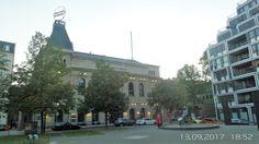 "Mitte, Bertolt Brecht Platz mit ""Berliner Ensemble"" Theater"