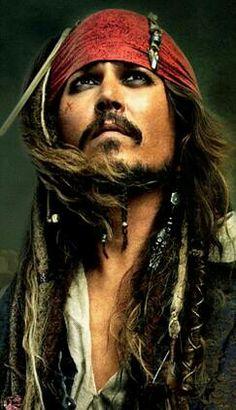 Schauspieler Jack Sparrow