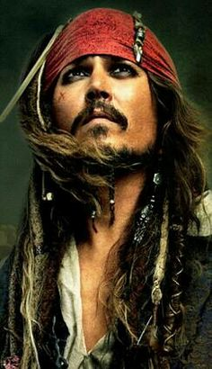 Captain! Jack Sparrow!