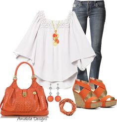 """""""Casual"""" by amabiledesigns on Polyvore"""
