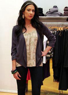 Stacy London Fashion Lookbook: What Not To Wear: TLC