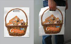 Shopping bag by SpanishEyzzz.deviantart.com on #deviantART #paperbag #creative #bag