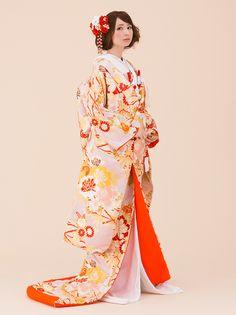 着物 – ウエディングドレス[銀座] マリエクラッセ (MARIE CLASSE) オフィシャルサイト