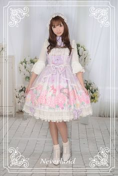 --#LolitaUpdate: Neverland Lolita ✿-Perfume of Hydrangea-✿ Series --[-✂-Customizable-✂-] >>> http://www.my-lolita-dress.com/newly-added-lolita-items-this-week/neverland-lolita-perfume-of-hydrangea-series