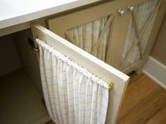 Chicken wire cabinet door with fabric …   Pinteres…