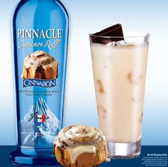 Pinnacle® Cinnamon Coffee 2 parts Pinnacle® Cinnabon® Vodka 1 part Kamora® Coffee Liqueur 2 parts Cream Shake all ingredients with ice and pour into a double glass.