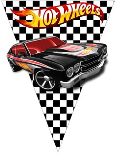 Hot Wheels Birthday, Hot Wheels Party, Race Car Birthday, Cars Birthday Parties, 5th Birthday, Imprimibles Hot Wheels, Anniversaire Hotwheels, Bolo Hot Wheels, Wheel Logo