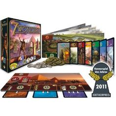 7 Wonders Game....put this on the maybe list...undecided