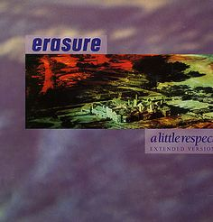 "For Sale - Erasure A Little Respect - Extended Version UK  12"" vinyl single (12 inch record / Maxi-single) - See this and 250,000 other rare & vintage vinyl records, singles, LPs & CDs at http://eil.com"