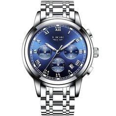 Luxury LIGE Watch