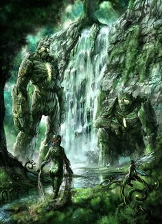 Cirnvaitels' Forest by Herckeim